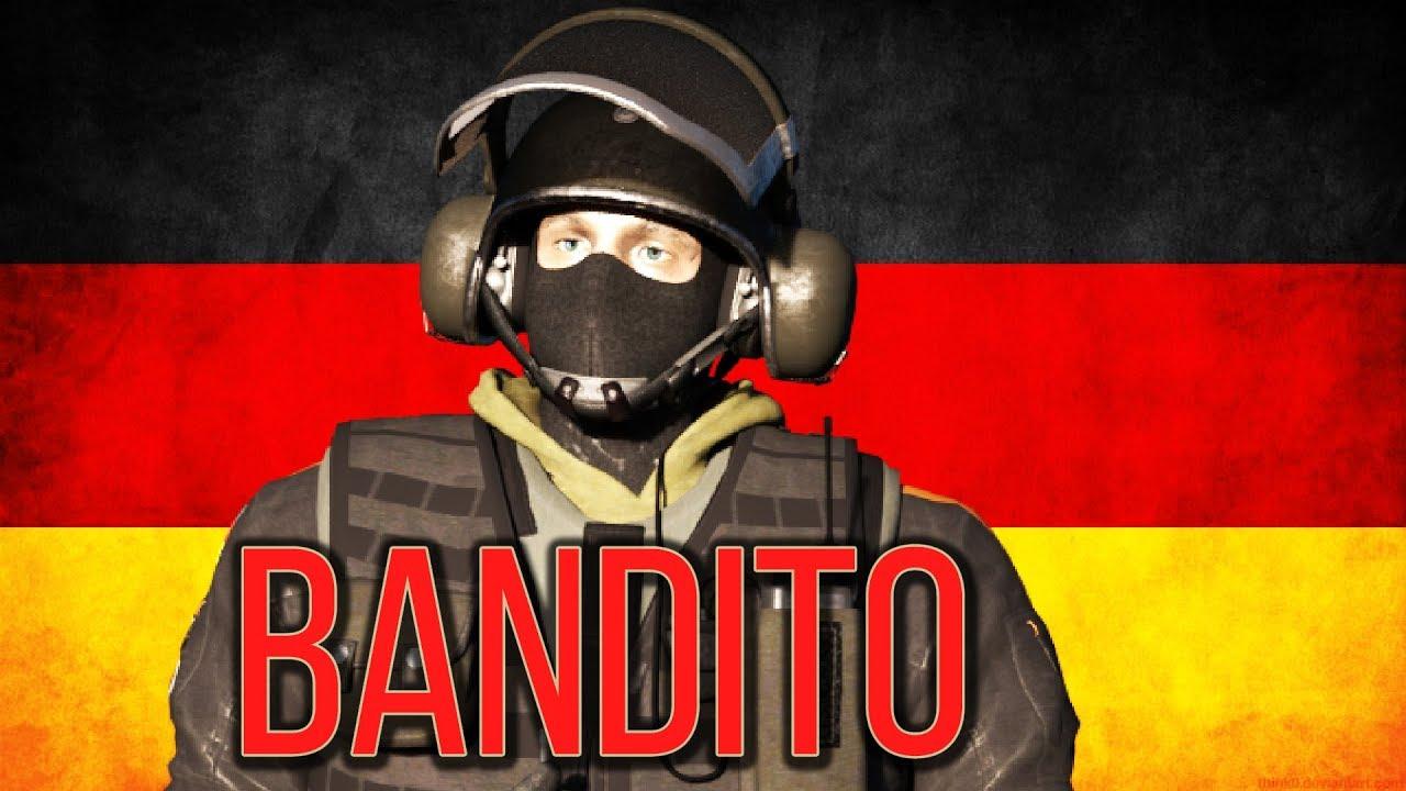 Bandit Is A Meme Rainbow Six Siege Youtube