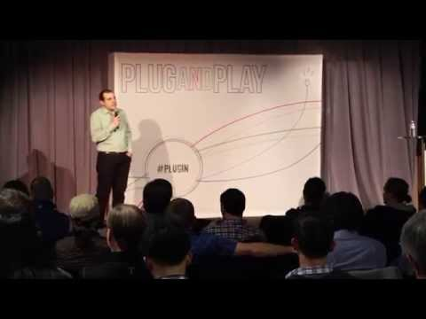 Andreas Antonopoulos Comes And Speaks At Our Monthly Bitcoin Meetup!