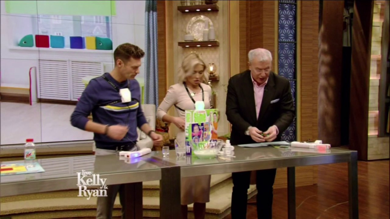 Spinzipz on Live with Kelly and Ryan - YouTube