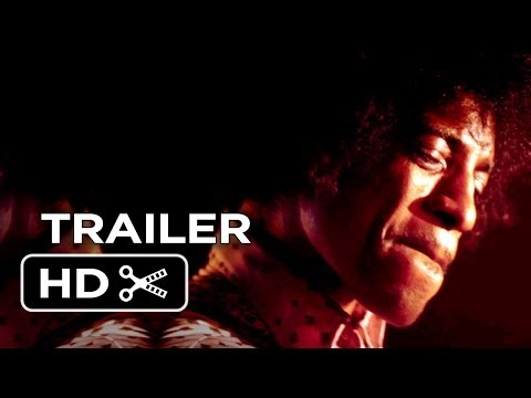 JIMI: All Is By My Side Official Trailer (2014) - Imogen Poots, Hayley Atwell Movie HD
