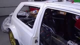 In progress - Golf 3 VR6 Turbo SUPEFORMANCE