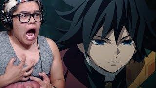 MAJOR BACKUP  Demon Slayer Kimetsu on Yaiba Episode 18 Live Reaction and Review