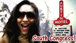 South Congress Sights And Sounds With Bianca Te Rito Travel Vlog