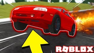 HOW TO DO *WHEELIES* IN ANY CAR in VEHICLE SIMULATOR! (Roblox)