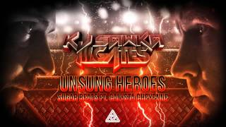 KJ Sawka & ill.GATES - Unsung Heroes EP [SugarBeats ft. Calysta Cheyenne Remix] Impossible Records