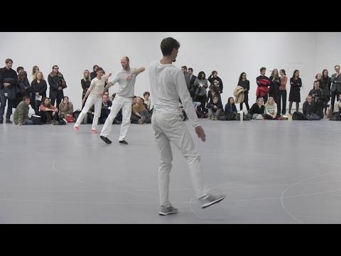 Dans les coulisses avec Anne Teresa De Keersmaeker   Exposition   Centre Pompidou