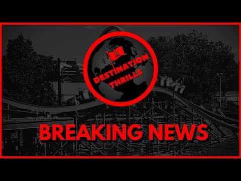 BREAKING - Busch Gardens Williamsburg Project Madrid 2020