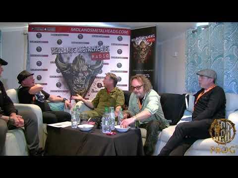 Krankshaft Live Interview @ HRH Prog 7