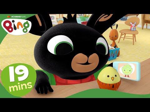 Meet Bing   Compilation   Cartoons For Kids   Bing Bunny