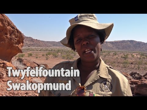 Namibia Part10: From Twyfelfountain to Swakopmund / Boattrip to the seals/