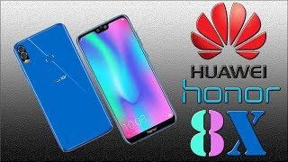 Huawei Honor 8X Smartphone Official Video || Review || First Look || Features || Battery