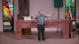 Indwelling - Pastor Chad Johnson - Jul 22, 2018 - Grace Lutheran Church
