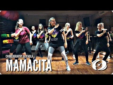 MAMACITA - Salsation® Choreography by Paola