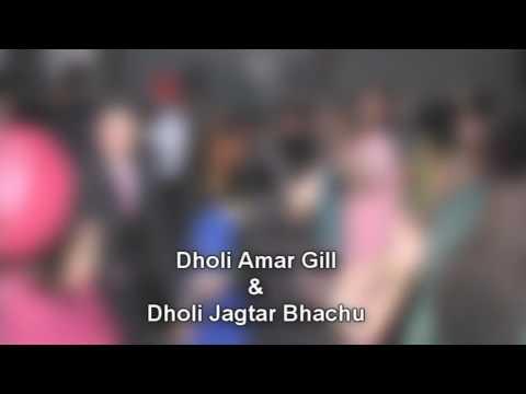 Dholi Amar Gill & Dholi Jagtar – Wedding Reception – Geeta Zaildar & Miss Pooja Seeti