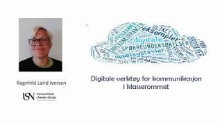 Digitale verktøy for kommunikasjon i klasserommet