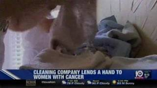 Cleaning For A Reason on Television in Central Texas @ 6am