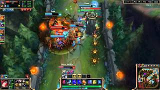 League of Legends with BAMS: Crazy match of laughter