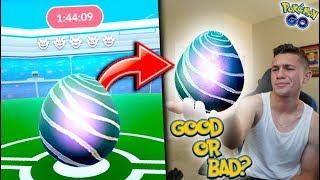 RAID EGGS.. ARE THEY GOOD OR BAD? POKÉMON GO RAID EGG UPDATE!