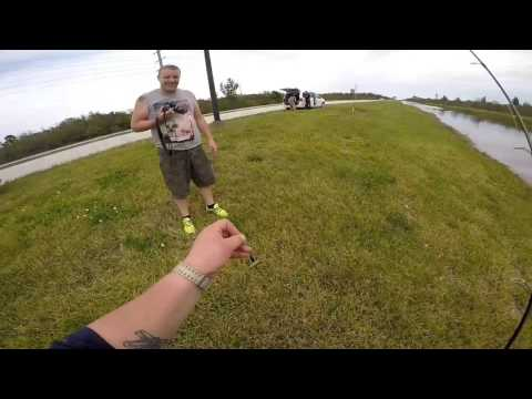Florida Fishing Trip! March 2017. GATOR! Mosquito Lagoon, Keys, Indian River, Miami & More! Pt1
