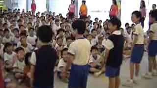 嘉靈學校-2008年迎接奧運活動
