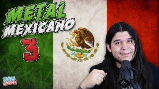 RECOMIENDO BANDAS DE METAL MEXICANAS Pt.3 | Eddie Warboy