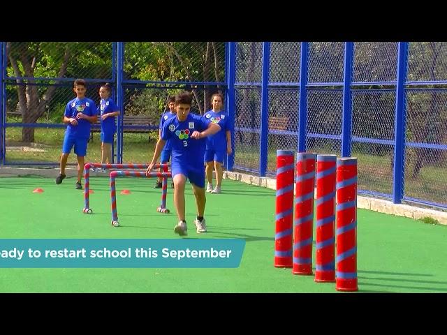 European School Sport Day 2021 - Join us! (September 24)