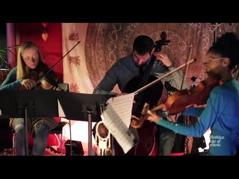 "The Four Corners Quartet, ""Maracaibo"" composed by Eugene Friesen"