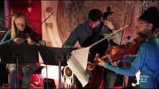 "The Four Corners Quartet, ""Maracaibo"" composed by Eugene Friesen"
