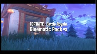 Fortnite - Battle Royale Cinematic Pack #3 (FREE Download, 150+ Shots)