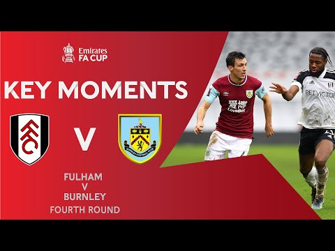 Fulham Burnley Goals And Highlights