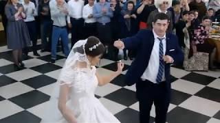 Даргинская Свадьба - Муслим Новинка -Танец Жениха И Нивесты 2018