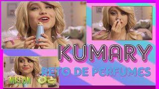 Karol Sevilla   Kumary Reto de Perfumes   #KumaryRetoDePerfumes