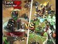 Last Empire War -Z : 25 BASE AGAINST THE PRISON IN OASIS