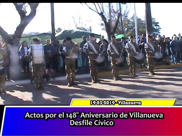 148º Aniversario Villanueva - Desfile Civico