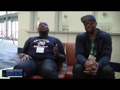 NAMM 2015 Pre Show interview: BboyTechReport and Upright, plus Suit & Tie Guy