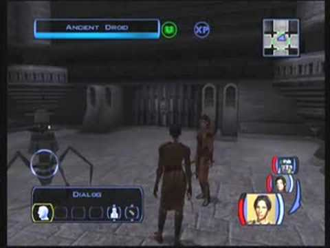 Star Wars Knights Of The Old Republic Light Side Female - Star wars old republic us map