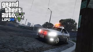 「GTA5 LSPDFR」日本警察パトロール~地域課編#5~【ゆっくり実況】
