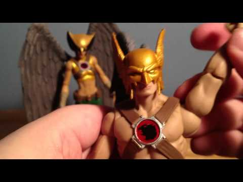 "DC DIRECT BRIGHTEST DAY SERIES 2 HAWKMAN 6/"" ACTION FIGURE MOC NEW"