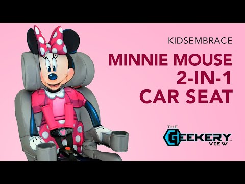 KidsEmbrace   Disney Car Seats   Commercial   MINNIE