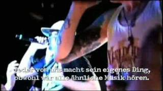 Hollywood Undead - Interview Berlin 2009