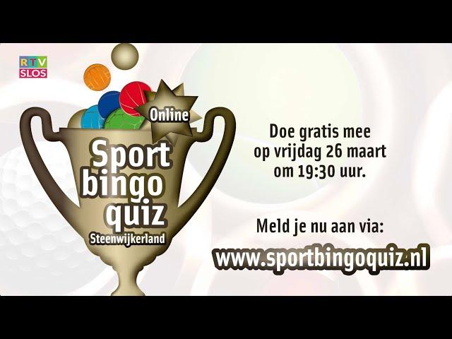 Steenwijkerland Sportbingoquiz