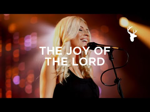 Joy Of The Lord (Spontaneous) - Jenn Johnson & Bethel Music - You Make Me Brave