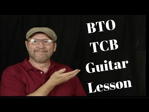 Takin Care of Business  Guitar Lesson