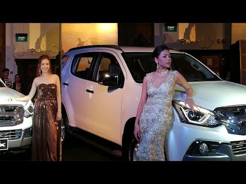 2017 Isuzu mux Launch in Cambodia | Events near me | Isuzu Event 2017 | Isuzu MU-X Events today
