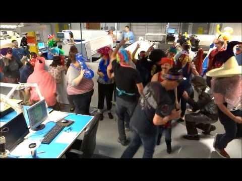 AA Harlem Shake (Short Version)