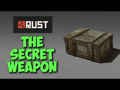 Living Off The Loot - RELOOTED #12 - Rust Survival Series