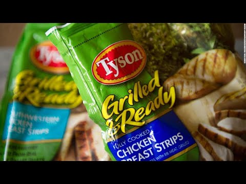 Nearly 8.5 million pounds of Tyson chicken recalled due to Listeria ...