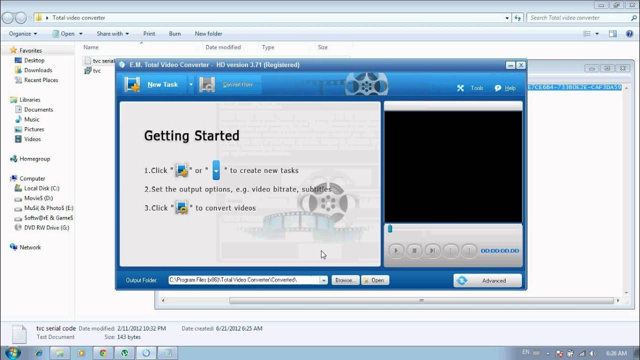 Total video converter 371 registered code youtube total video converter 371 registered code ccuart Choice Image