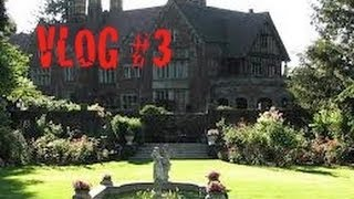 Vlog #3 - Thornewood Castle 2nd & 3rd Floors Tour (Part 2 of 2) (W.A.P.S.)