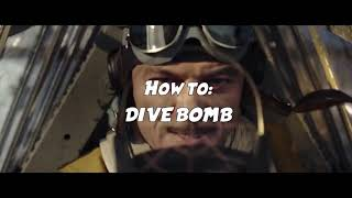 DIVE BOMBING (How Not Too) (War Thunder)